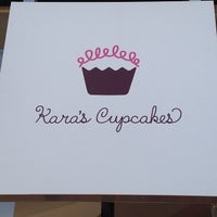 Photo taken at Kara's Cupcakes by James L. on 10/11/2013