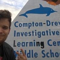 10/7/2015にPatrick M.がCompton Drew ILC Middle Schoolで撮った写真