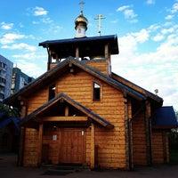 Photo taken at Храм святого Николая Чудотворца by Ivan Y. on 5/27/2013