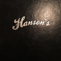Photo taken at Hanson's Grill & Tavern by iDakota on 9/1/2017