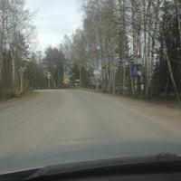 Photo taken at Переезд by Алексей✨ on 5/9/2013