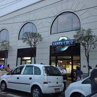 Photo taken at Shopping Metrô Santa Cruz by Hubert A. on 10/20/2012