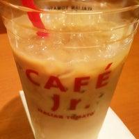 Photo taken at イタリアン・トマト カフェジュニア 千日前通り店 by Tatsuyuki T. on 7/27/2014
