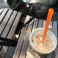 Photo taken at Dunkin' Donuts by Sophie D. on 6/29/2016