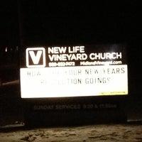 Photo taken at New Life Vineyard by Nita on 1/16/2013