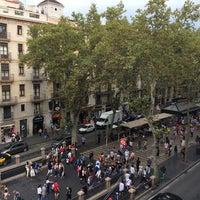 Photo taken at Hostal Mare Nostrum Barcelona by Didem D. on 9/5/2014