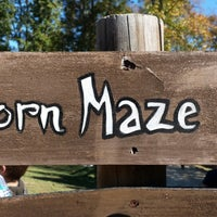 Photo taken at Maize Adventure by Jen B. on 10/19/2014