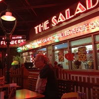 Photo taken at Portillo's by Ryan S. on 10/12/2012