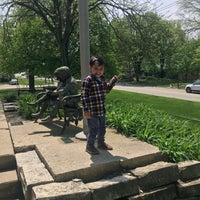 Photo taken at Winfield Public Library by Ryan S. on 5/14/2018