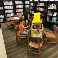 Photo taken at Winfield Public Library by Ryan S. on 7/14/2018