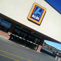 Photo taken at Aldi by Todd K. on 10/13/2012