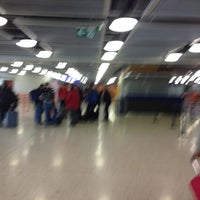 Photo taken at easyJet Check-In by Paul on 5/31/2013