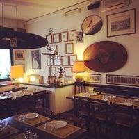 Foto scattata a Piccola Osteria Del Borgo da Marco il 8/14/2014