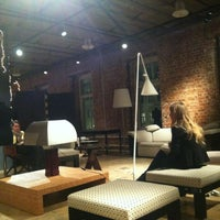 Photo taken at Bulthaup Design Gallery by Alisa S. on 1/29/2013