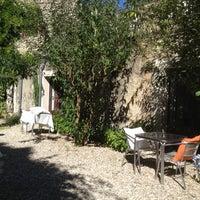 Photo taken at Hôtel L'Atelier by David C. on 7/1/2013