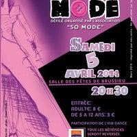 Photo prise au Atelier de Soirêve Broderie par David C. le4/5/2014