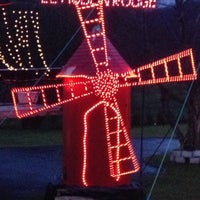 Photo taken at Le Moulin Rouge - Thury Sous Clermont by David C. on 12/28/2012