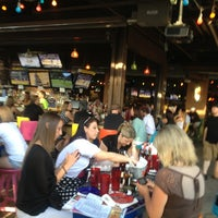 Photo taken at Sandbar Mexican Grill by Becca @GritsGal on 3/27/2013