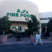 Photo taken at AJ's Fine Foods by Becca @GritsGal on 1/7/2013