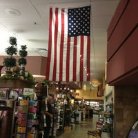 Photo taken at AJ's Fine Foods by Becca @GritsGal on 7/16/2013