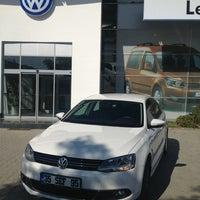 Photo taken at Volkswagen Lena Otomotiv by Arif İ. on 7/3/2013