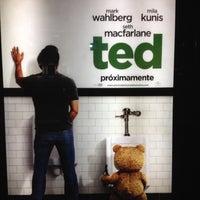 Photo taken at Cinemex by Aldo on 9/30/2012