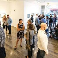 Photo taken at Modern Eden Gallery by Modern Eden Gallery on 8/29/2014