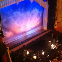 Photo taken at Orpheum Theatre by Julie B. on 2/15/2013