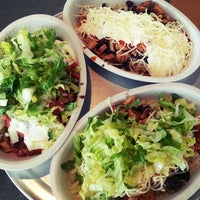 Photo taken at Chipotle Mexican Grill by Chris & Mary E. on 4/7/2013