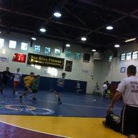 Photo taken at Peninsula Wrestling Club by Paul N. on 6/5/2013