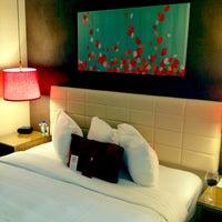 Photo taken at Hutton Hotel by Matt L. on 10/9/2012