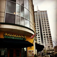 Photo taken at Keagan's Irish Pub and Restaurant by Damien S. on 2/19/2013