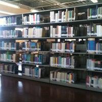 Photo taken at Biblioteca Central Del Estado Ricardo Garibay by Ana on 4/10/2013