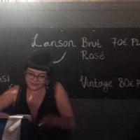 Photo taken at Champagne Bar & Lounge by Антон Р. on 8/8/2014