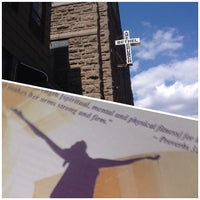 Photo taken at Bethel AME Church by Katherine on 5/18/2014