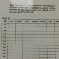 Photo taken at Office Depot by David W. on 1/11/2013