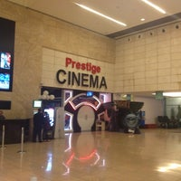 Photo taken at Prestige Cinema by SERKAN D. on 11/28/2012