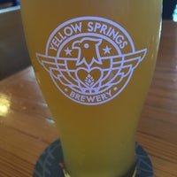 Photo taken at Yellow Springs Brewery by Jeremy S. on 8/8/2018