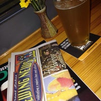 Photo taken at Yellow Springs Brewery by Jeremy S. on 10/6/2014
