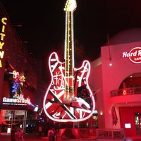 Photo taken at Universal CityWalk by Doug M. on 3/24/2013