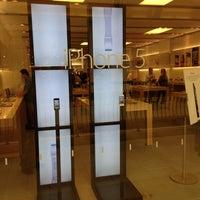 Photo taken at Apple by Doug M. on 10/18/2012