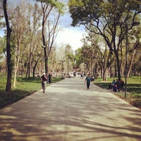 Photo taken at Parque Alameda by Gus B. on 12/31/2012