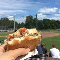 Das Foto wurde bei Baseballstadion Rheinaue von my M plan am 5/21/2017 aufgenommen