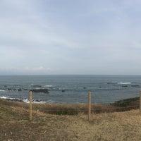 Photo taken at 大洗海岸公園 by 寛樹 on 3/3/2018