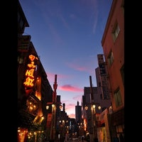 Photo taken at 縁起横町。 by HARUSHIGE M. on 8/20/2013