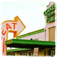 Photo taken at Quaker Steak & Lube by Fletchimus on 9/22/2012