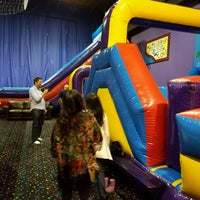 Photo taken at Pump It Up by Brian V. on 1/14/2017