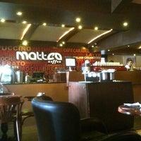 Photo taken at Matteo by +JoMeO+ O. on 12/2/2012