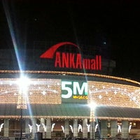 Photo taken at ANKAmall by Serkan Ý. on 11/11/2012