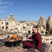 3/19/2018 tarihinde Vitaly I.ziyaretçi tarafından Sultan Cave Suites Goreme'de çekilen fotoğraf